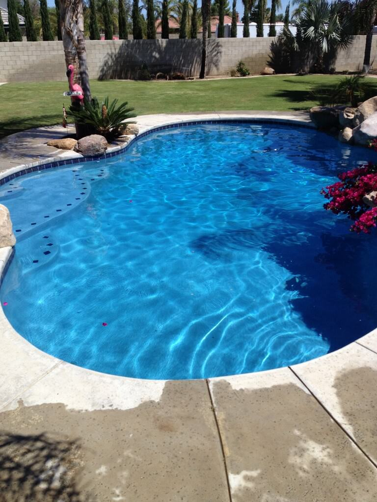 New Year, New Pool Finishes and Renovations! M & J Plastering